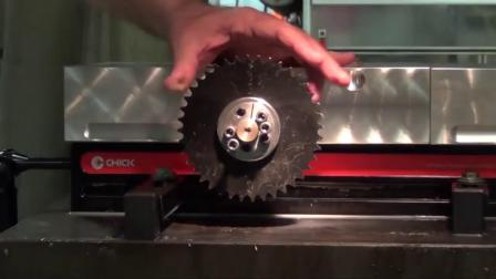 Easy Installation of Chain Sprockets using B - LOC Compression Hubs [720p]