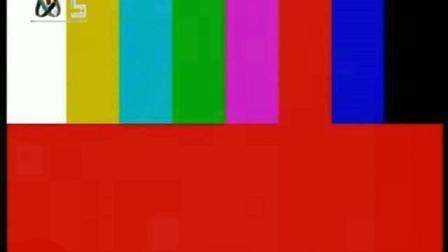 1995年1月1日 中央电视台体育频道 开播之前的测试卡