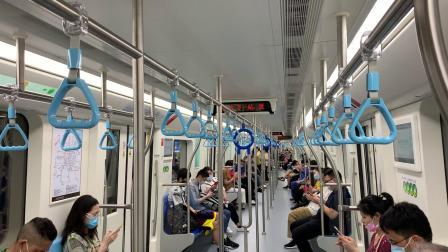 上海地铁9号线(创可贴二世993)杨高中路-世纪大道