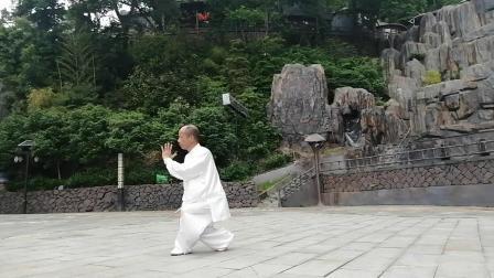 郑星社老师      太极玄功视频