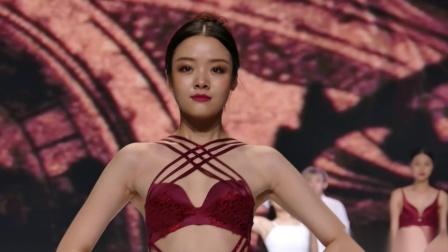 深圳美女性感內衣秀