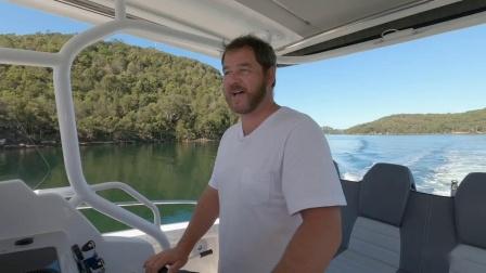 亚诺 Cap Camarat 9.0 CC 登船介绍