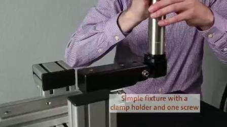 Titus 世界上最小的激光打标机