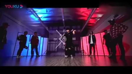 Kinjaz忍者舞团Urban成员即兴solo部分【转载】_标清
