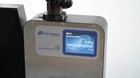 Chemspeed - GDU-V 粘性液体称重分配