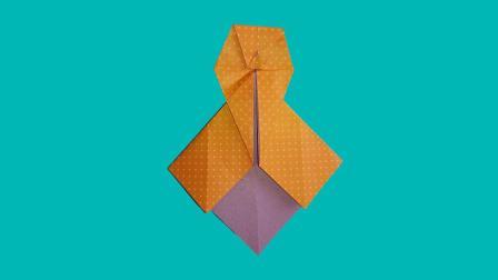 Dog Origami Square.mp4
