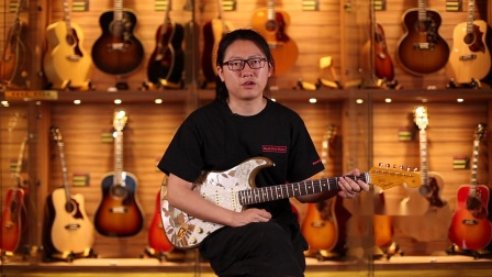 Fender Masterbuilt 1960 by Yuriy吉他测评【世音琴行】.mov
