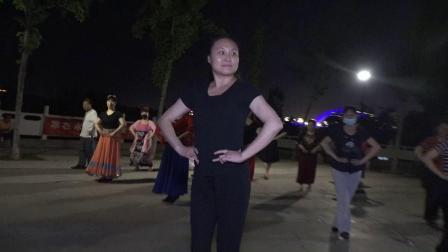 麦西来普 短句练习 洛阳恒大绿洲舞蹈队