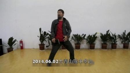 大青山陈中华讲课20140602花絮-内动外定