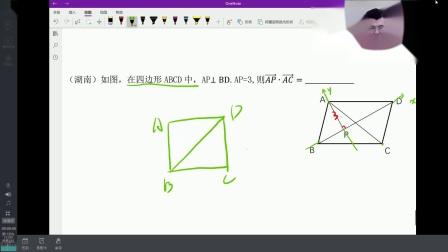 高中数学——向量压轴真题快速口算的秘密