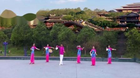 新尚广场舞-缥缃醉