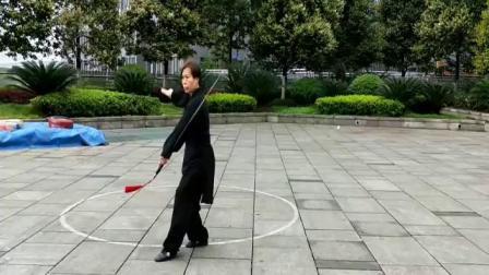 武当42式纯阳剑~殷小萍