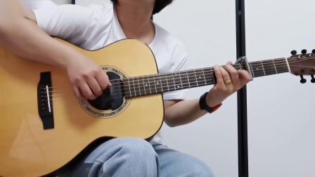 吉他弹唱-偶阵雨(cover:梁静茹)