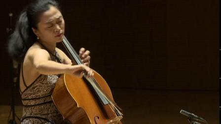 拉赫玛尼诺夫《练声曲》作品34-14 许玉莲 大提琴;冯丹 钢琴