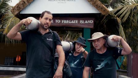 宝珀心系海洋·拯救塞舌尔岛屿海底珊瑚之旅