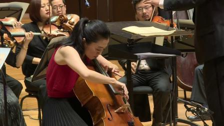 圣-桑 a小调第一大提琴协奏曲 作品33号 许玉莲 大提琴;中国国家交响乐团