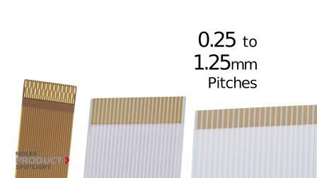 莫仕焦点产品 - Premo Flex Cable Jumpers跳线