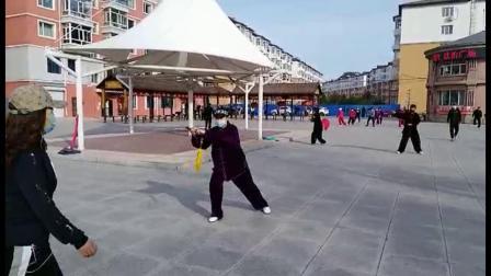 孙淑静演练42剑