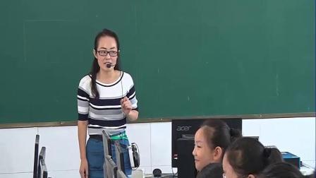 川教版_五年级信息技术_上册第四课 巧画对称图形-付老师_优质公开课教学视频