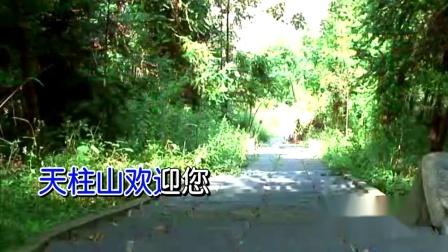 陈天红 - 天柱山欢迎您    .mp4