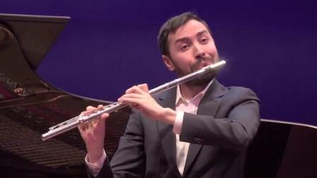 法蘭茲•澤拉菲庫斯•彼得•舒伯特  E小調為長笛與鋼琴所作的變奏曲《枯萎的花朵》