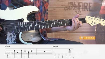 【练习33】重金属节奏吉他第二册示范演奏