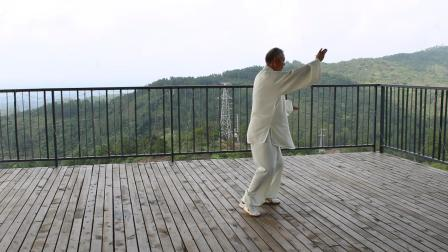 尚新来传统杨式太极拳18式