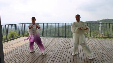 尚新来李建玲传统杨式太极拳18式