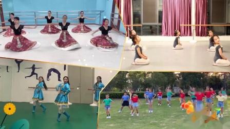 六一儿童节特别节目:舞蹈《火红的萨日朗》