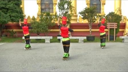 容容快乐健身队云南【阿昌族健身舞  蹬窝罗】_标清