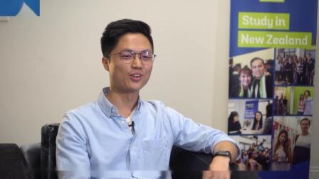 Aspire 2国际学院学生感言-James Yang(中文版)