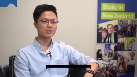 Aspire 2国际学院学生感言-James Yang(英文版)