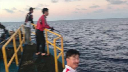 C&Z顺德号征战南中国海