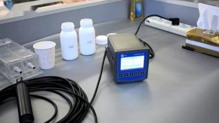 PGM-1080C在线硬度计接线标定教程