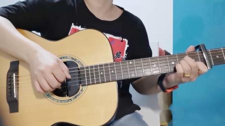 小鱼吉他弹唱-父亲写的散文诗(cover:许飞)