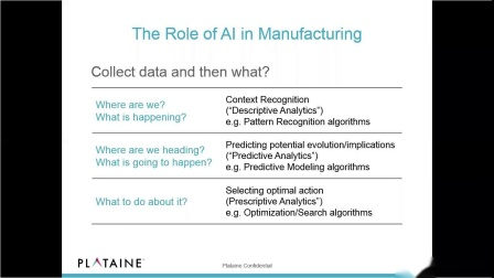 Plataine Webinar Recording - The ROI of Industry 4.0 solutions