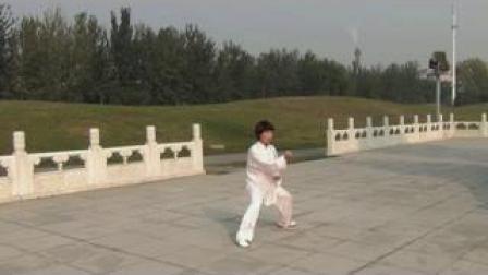 陈氏56式太极拳 练习
