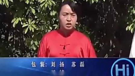 陈氏太极单剑教学[22-23式]郑冬霞