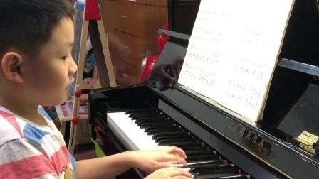 小do的钢琴练习 小汤3 小雷格泰姆