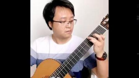 桑托斯C070古典吉他试听 卡伐蒂娜