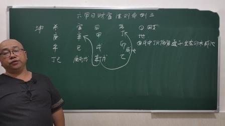 八字实战中级班0037课六甲日财官法则命例分析三
