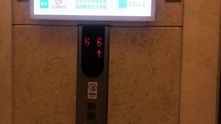 沈阳天文大厦1层电梯等候厅_T3