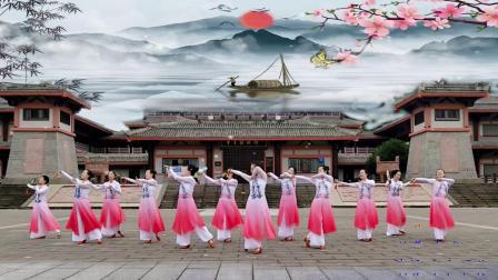 子龙明星队雅安飘飘团队演绎《花月吟》