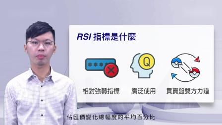 第八集:常用技术指标RSI