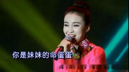小甜瓜、刘妍现场版伴奏--漫瀚情歌
