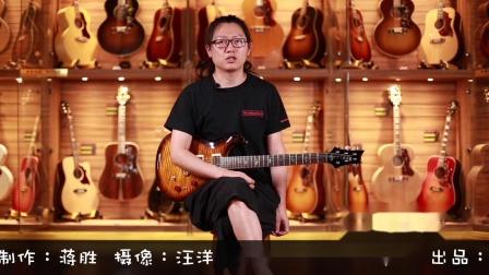 PRS SE Custom 24 35周年限量版电吉他测评【世音琴行】.mp4