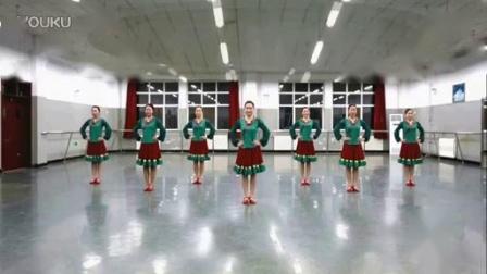 火红的萨日朗 之云裳广场舞_标清