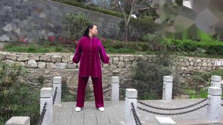 健身气功八段锦徐泽蓉老师展示1.mp4