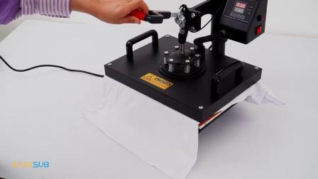 30*38cm热转印机器8八合一烫画烫印机多功能印T恤杯子手机壳短袖创业摆摊