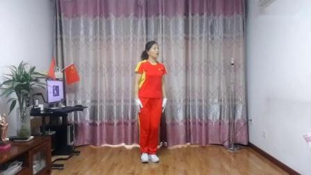 雪之舞精华版第三套快乐舞步健身操片段